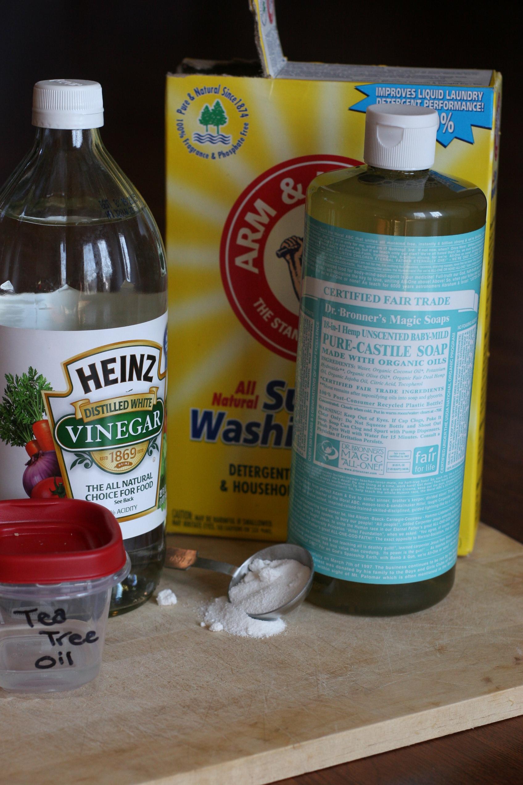 MIY: Dishwashing liquid soap | Mommy
