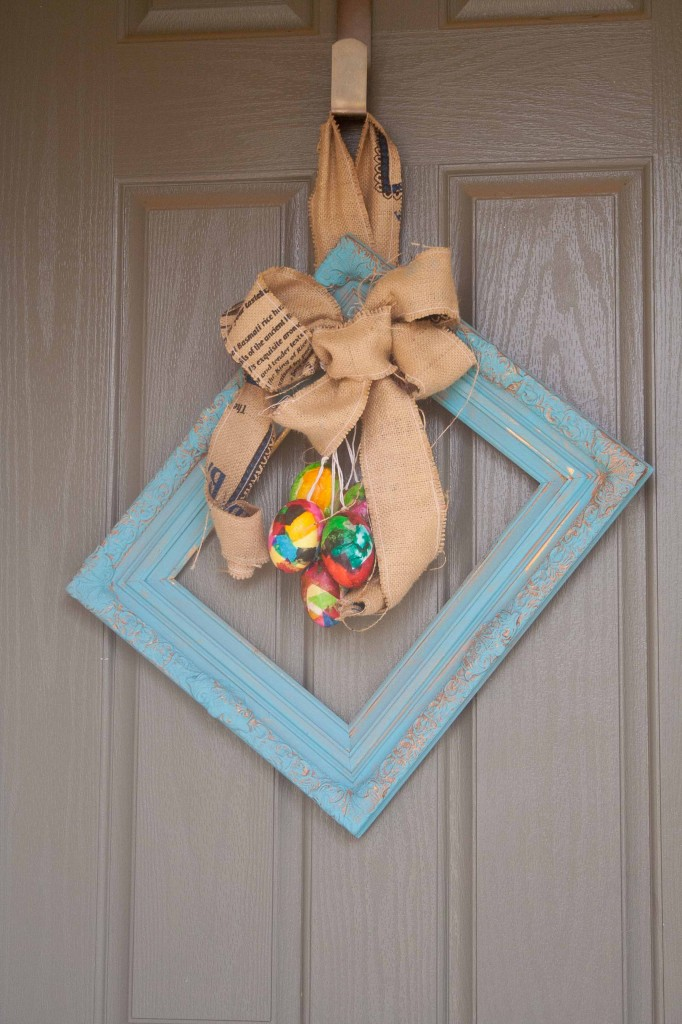 Easy front door decorations diy deco mommy hobbies